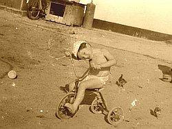 начинающий велотурист