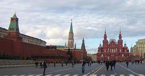 бегом по Москве