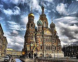 Санкт-Петербург, Спас-на-Крови