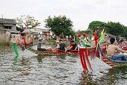 праздник лодок