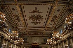 Эрмитаж, дворцовые интерьеры