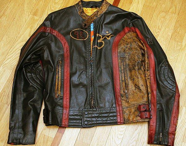 мужская кожаная куртка, Freedom Tibet, Belstaff