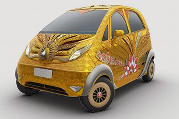 Tata Nano Gold Plus