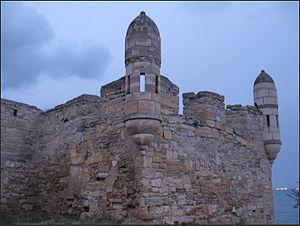 Керчь Крепость Еникале