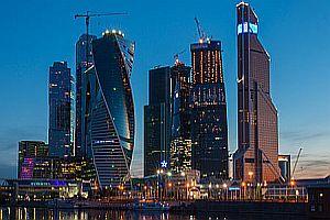 апартаменты Москва Сити