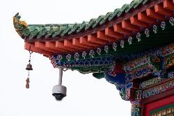 Тибетские крыши