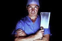 страх перед врачом